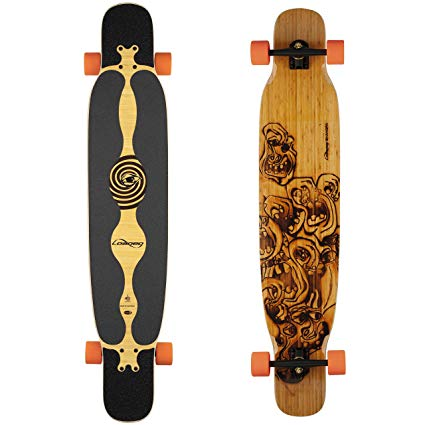 Loaded Boards Bhangra Bamboo Longboard