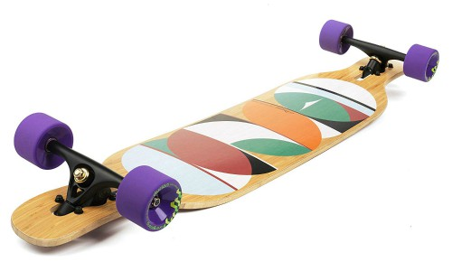 Loaded Boards Dervish Sama Bamboo Longboard