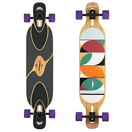 Loaded Boards Dervish Sama Bamboo Longboard Skateboard