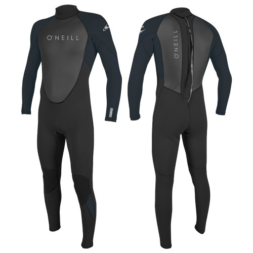 O Neill Men's Reactor Back Zip Full Wetsuit