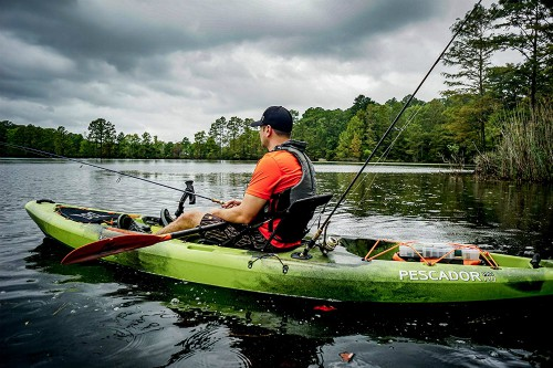 Perception Kayak Pescador Pro Sit On Top for Fishing