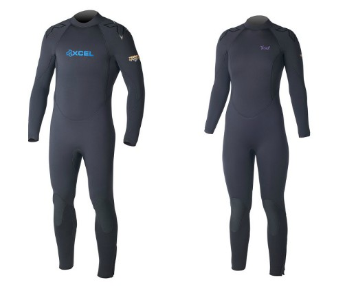 XCEL Thermoflex Ultrastretch Full Scuba Diving Wetsuit