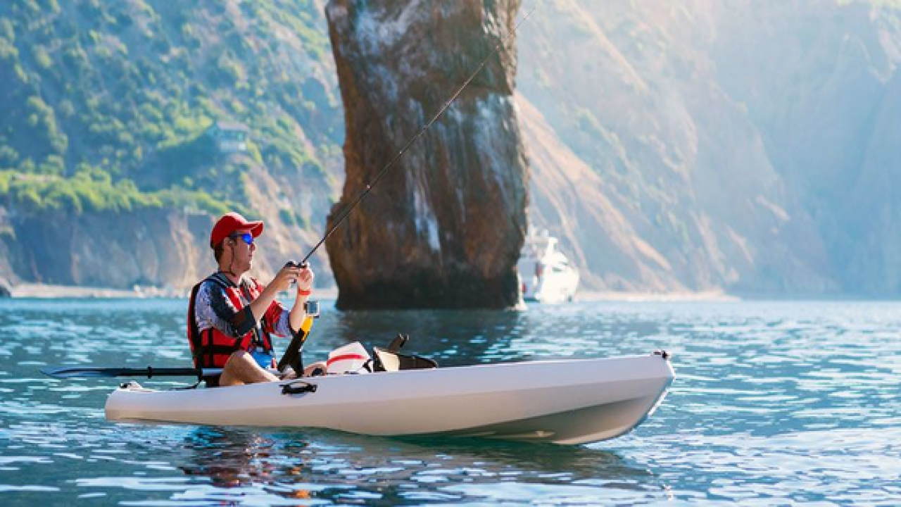 The 10 Best Fishing Kayaks Of 2019 Outdoor Pursuits