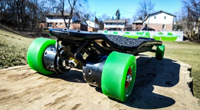 Electronic-Skateboards