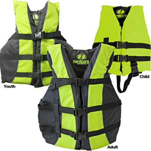 Hardcore Water Sports Life Jacket Vests