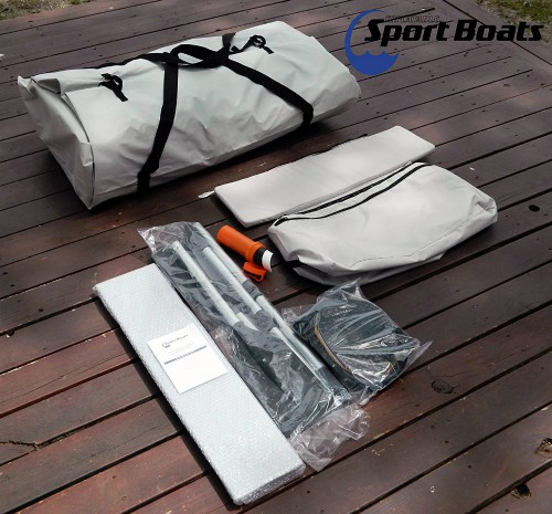 Inflatable Sport Boats Dolphin