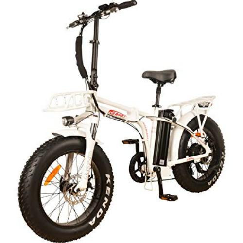 NEW! DJ Folding Bike Power Electric Bicycle