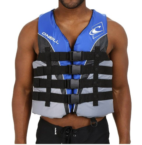 O'Neill Men's Superlite USCG Life Vest fb