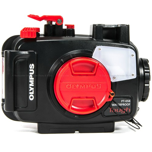 Olympus Underwater Housing Digital Camera