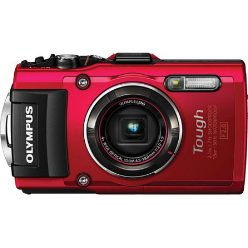 Olympus Waterproof Digital Camera
