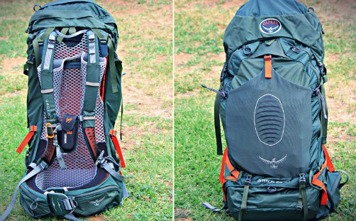 Osprey Atmos AG 65 Backpacking