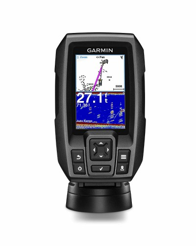Garmin Striker 4 Built-in GPS Fish Finder