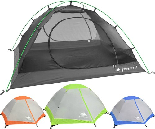 Hyke Byke Yosemite Two Person Backpacking Tent