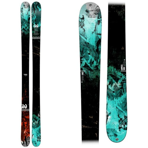 K2 Empress Skis Womens
