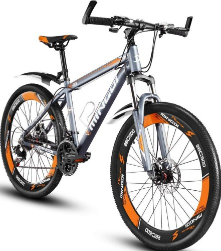 OMAAI Hardtail Mountain Bike Bicycle