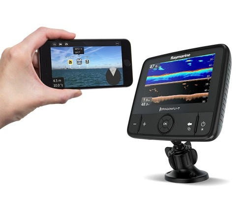 Raymarine Dragonfly Pro CHIRP Fish Finder
