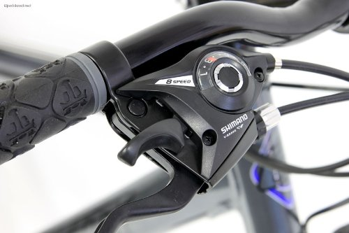 Suspension Mountain Bike with Disc-22