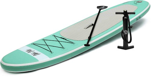 Ten Toes Weekender Inflatable Stand Up Paddle Board Bundle