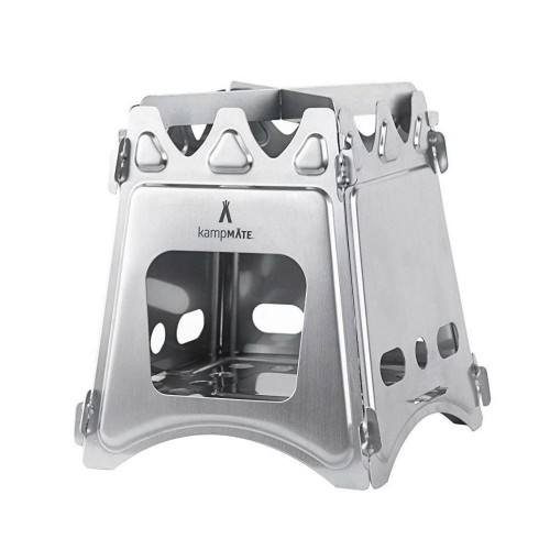 WoodFlame Ultra Lightweight Portable Wood Burning Camping Stove