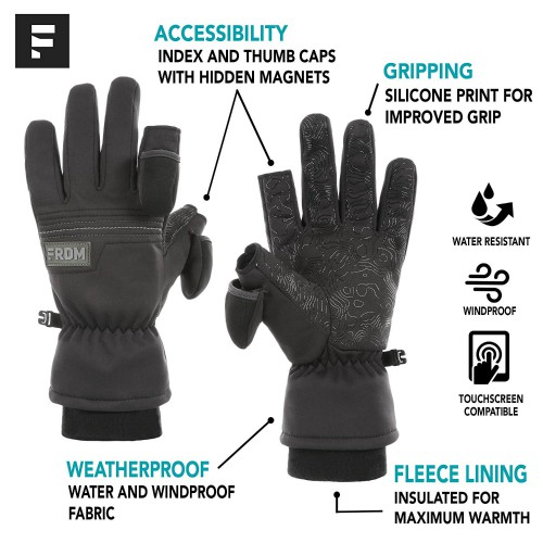 FRDM Cold Weather Gloves 65