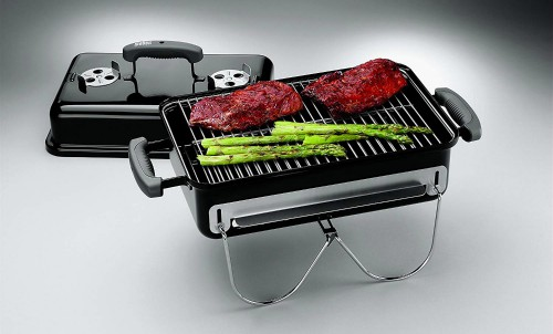 Weber Go-Anywhere Charcoal Grill 2