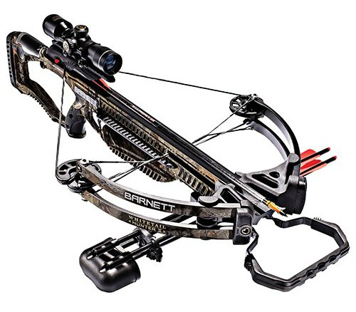 Barnett 78128 Whitetail Hunter II 350 FPS Crossbow