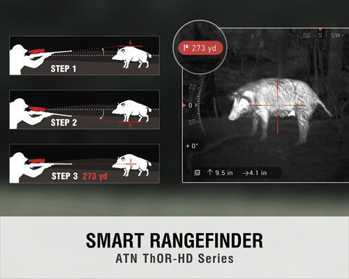 ATN Thor HD 384 Smart Thermal Riflescope 2