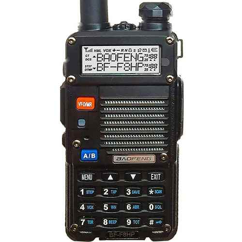 BaoFeng Dual Band Two-Way Radio