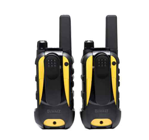 DeWALT DXFRS300 Heavy Duty Business Walkie-Talkies 2