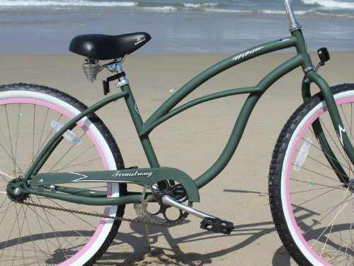 Firmstrong Urban Lady Beach Cruiser Bicycle 2