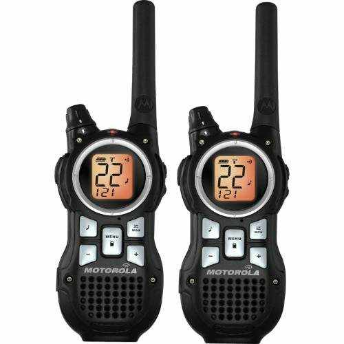 Motorola MR350R Two-Way Radio