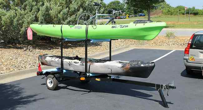 Kayak Trailer