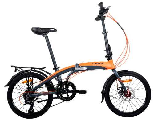 Camp Adult Folding Bike for Men Women