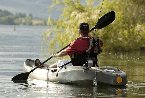 Lifetime Sport Fisher Tandem Kayak 2