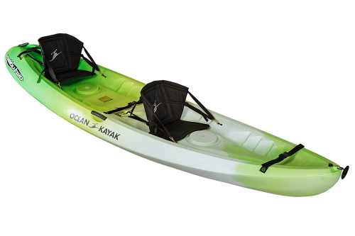 Ocean Kayak 12-Feet Malibu Two Tandem