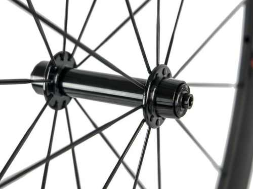 Queen Bike Carbon Fiber Road Bike Wheels 3