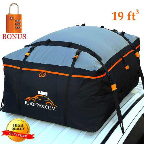 RoofPax Car Roof Bag & Rooftop Cargo Carrier 2