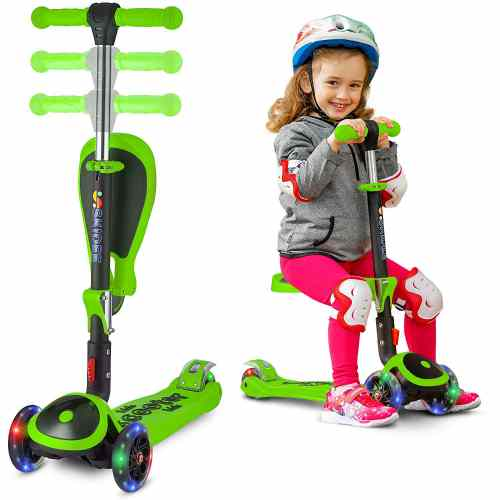 SKIDEE Scooter for Kids
