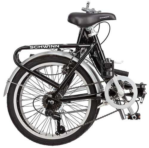 Schwinn Loop Adult Folding Bicycle 2