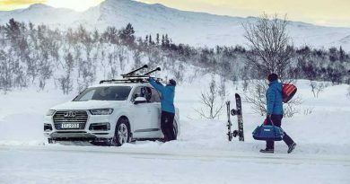 Snowboard Roof Racks