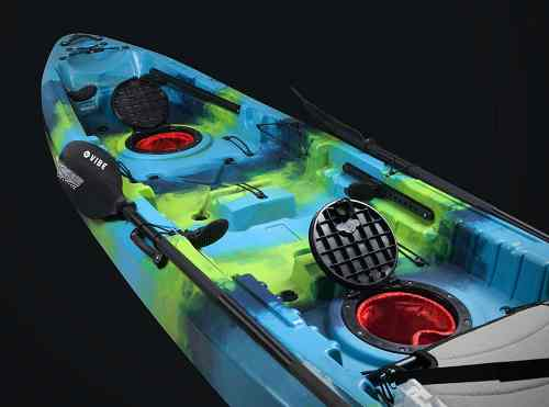 Vibe Kayaks Yellowfin Tandem Sit On Top Kayak 3
