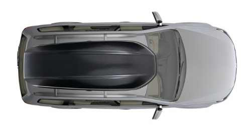 Yakima Skybox Carbonite Cargo Box 4