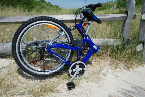 olumba 26 Inch Alloy Folding Bike 2
