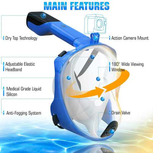 AQUALATION-2019-Upgraded-Snorkel-Mask
