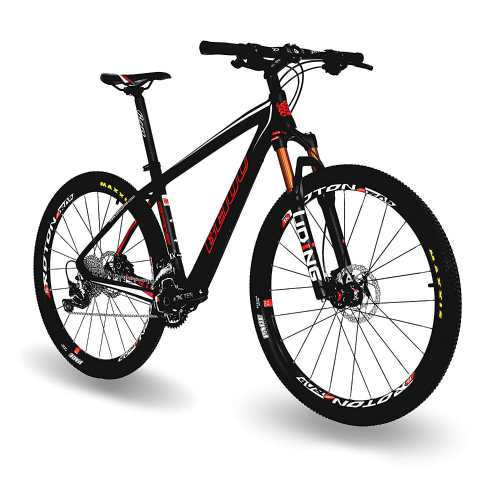 BEIOU-Mountain-Hardtail-Bicycle-Ultralight 2