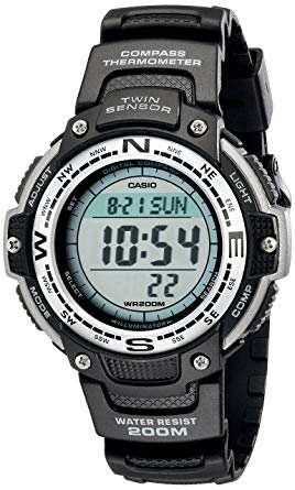 Casio Men's Digital Compass