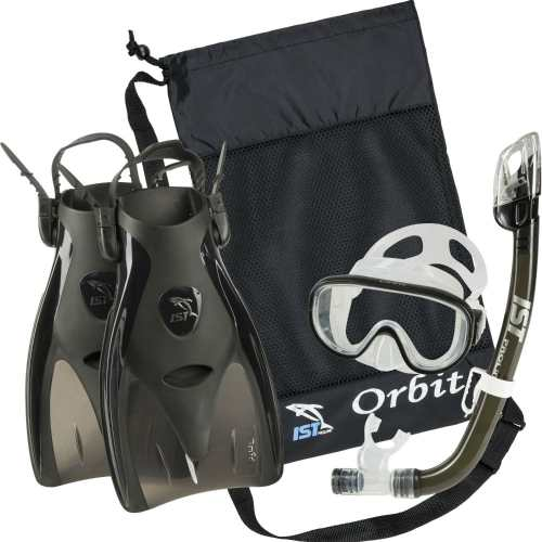 IST-Orbit-Snorkeling-Gear-Set