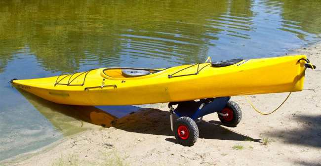 Kayak & Canoe Dolly Cart