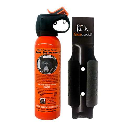 Udap Bear Spray Safety