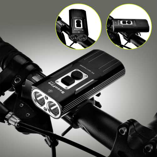 soonfire FD38S USB Rechargeable Bike
